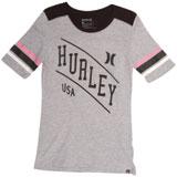 Hurley Athletica End Zone Ladies T-Shirt