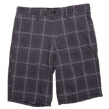 Hurley Phantom Boardwalk Plaid Shorts