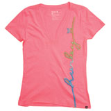Hurley Marquee Perfect Ladies V-Neck T-Shirt