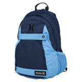 Hurley Honor Roll Solid Blocked Backpack