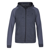 Hurley Bayside Zip-Up Hooded Sweatshirt