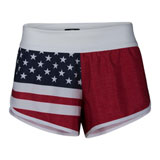 Hurley Women's USA Phantom Cheers Board Shorts