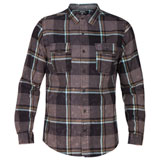 Hurley Burnside Long Sleeve Button Up Shirt