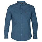 Hurley Maxwell Long Sleeve Button Up Shirt