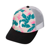 Hurley Women's Hanoi Icon Snapback Trucker Hat