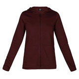 Hurley Women's Icon Zip-Up Hooded Sweatshirt