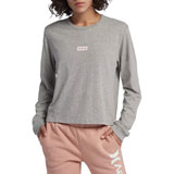 Hurley Women's One & Only Box Perfect Long Sleeve T-Shirt