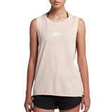 Hurley Women's One & Only Box Wash Biker Tank