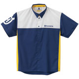 Husqvarna Team Button Up Shirt