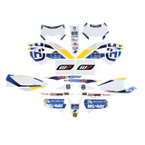 Husqvarna Factory Enduro Graphics Kit