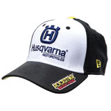 Husqvarna Factory Curved Bill Hat
