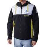 Husqvarna Factory Racing Tech Zip-Up Hooded Sweatshirt