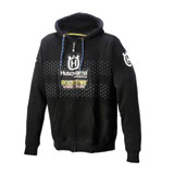Husqvarna Team Graphic Zip-Up Hooded Sweatshirt