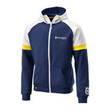 Husqvarna Team Zip-Up Hooded Sweatshirt