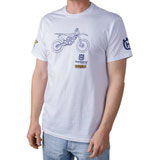 Husqvarna Race Graphic T-Shirt