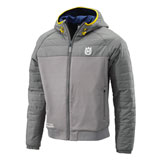 Husqvarna Sixtorp Hybrid Zip-up Hooded Sweatshirt