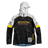 Husqvarna Rockstar Replica Team Zip-Up Windbreaker Jacket
