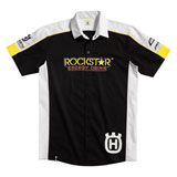 Husqvarna Rockstar Factory Team Button Up Shirt