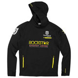 Husqvarna Rockstar Replica Hooded Sweatshirt Jacket Black
