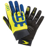 Husqvarna Factory Replica Gloves Blue/Yellow