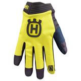 Husqvarna iTrack Railed Gloves Yellow/Blue