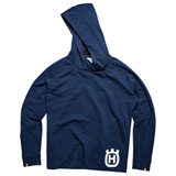 Husqvarna Inventor Hooded Sweatshirt Blue