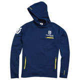 Husqvarna Replica Team Hooded Sweatshirt Blue