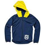 Husqvarna Sixtorp Light Zip-Up Hooded Jacket