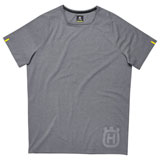 Husqvarna Progress T-Shirt Grey