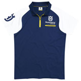 Husqvarna Team Polo Shirt Blue