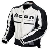 Icon Motorhead Leather Motorcycle Jacket