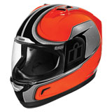 Icon Alliance Hi-Viz Motorcycle Helmet