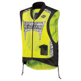 Icon Interceptor Reflective Motorcycle Vest