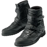 Icon Patrol Waterproof Motorcycle Boots