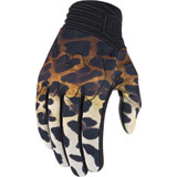 Icon Cheeter Ladies Motorcycle Gloves