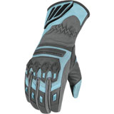 Icon PDX Waterproof Ladies Motorcycle Gloves