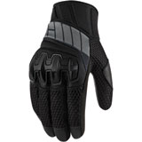 Icon Overlord Mesh Ladies Motorcycle Gloves