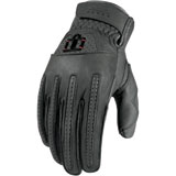 Icon 1000 Rimfire Motorcycle Gloves