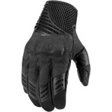 Icon Sanctuary Motorcycle Gloves