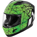 Icon Alliance Crysmatic Motorcycle Helmet