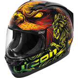 Icon Alliance Majesty Motorcycle Helmet