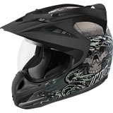 Icon Variant Vitriol Motorcycle Helmet