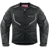 Icon Citadel Ladies Mesh Motorcycle Jacket