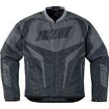 Icon Hooligan Ladies Motorcycle Jacket