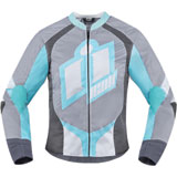 Icon Overlord Ladies Textile Motorcycle Jacket