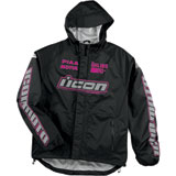 Icon PDX Ladies Waterproof Motorcycle Jacket