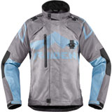 Icon Raiden DKR Ladies Motorcycle Jacket