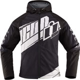 Icon Team Merc Ladies Motorcycle Jacket