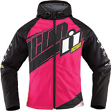 Icon Women's Team Merc Jacket