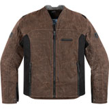Icon One Thousand Oildale Motorcycle Jacket